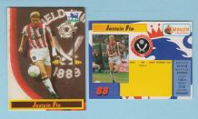 Sheffield United Jostein Flo Norway 88